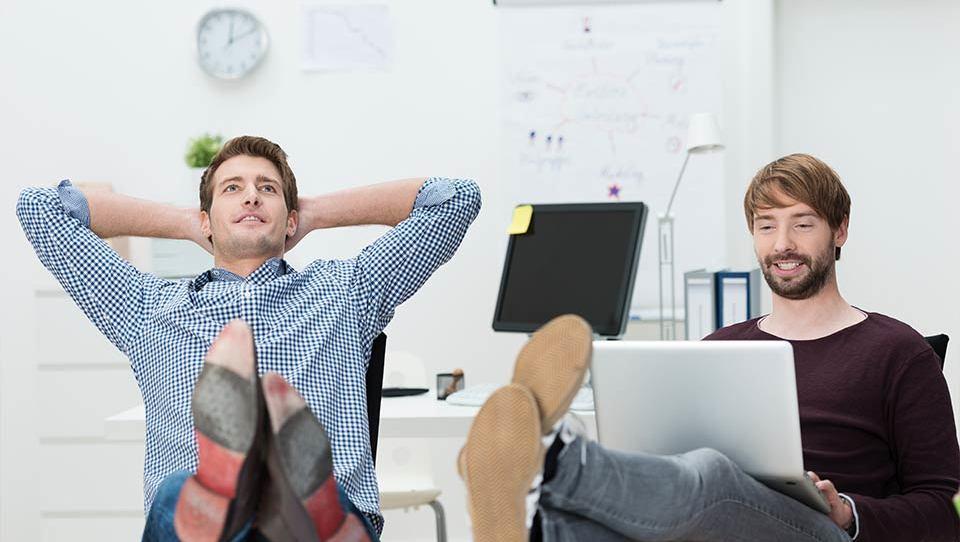 8 služb za tiste, ki ne želijo nikoli delati