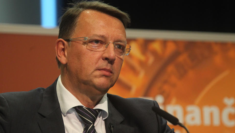 (s Finančne konference) Anton Rop: Čaka nas kolaps pokojninskega sistema!