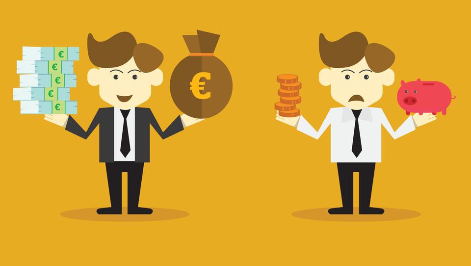Ste zadovoljni s svojim finančnim položajem?
