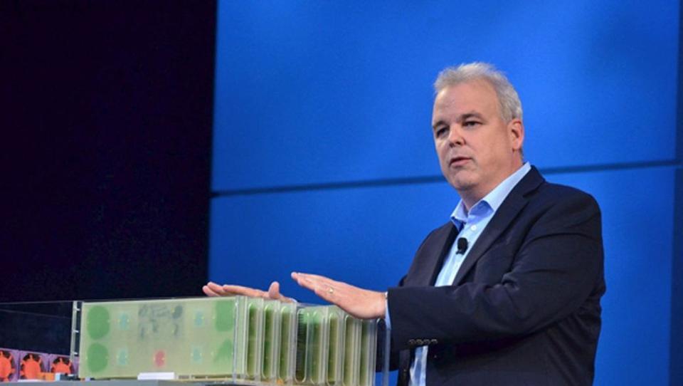 Tehnični direktor Martin Fink zapušča Hewlett-Packard Enterprise