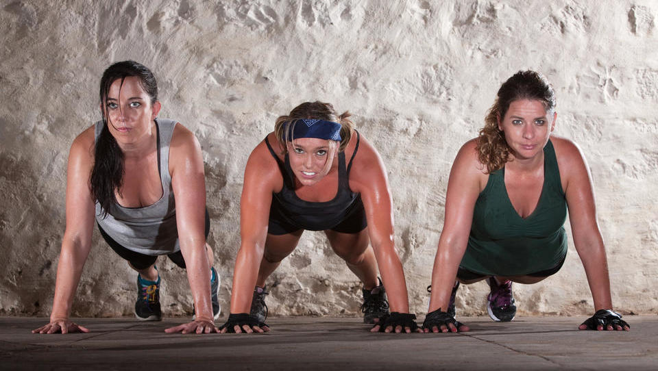 Osem malce drugačnih vadb