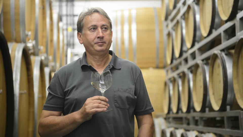 Dveri-Pax v 14 letih postal ena od naj vinskih kleti