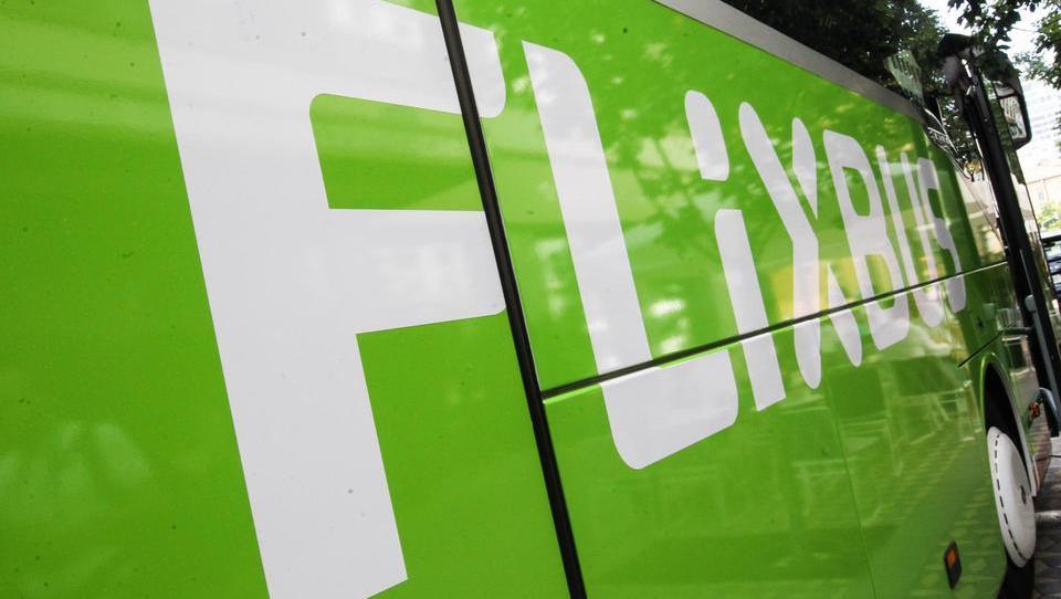 Nemški Flixbus v ZDA