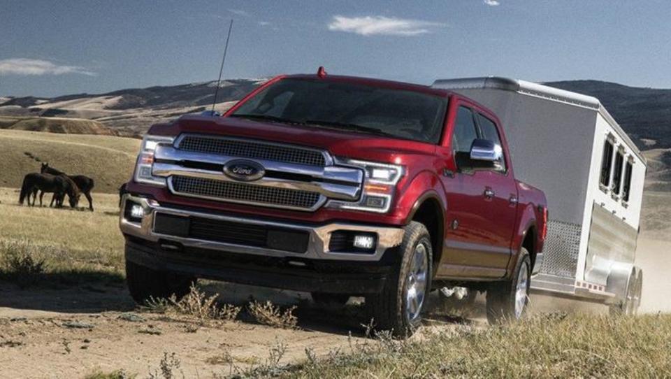 Ford vpoklicuje dva milijona avtomobilov