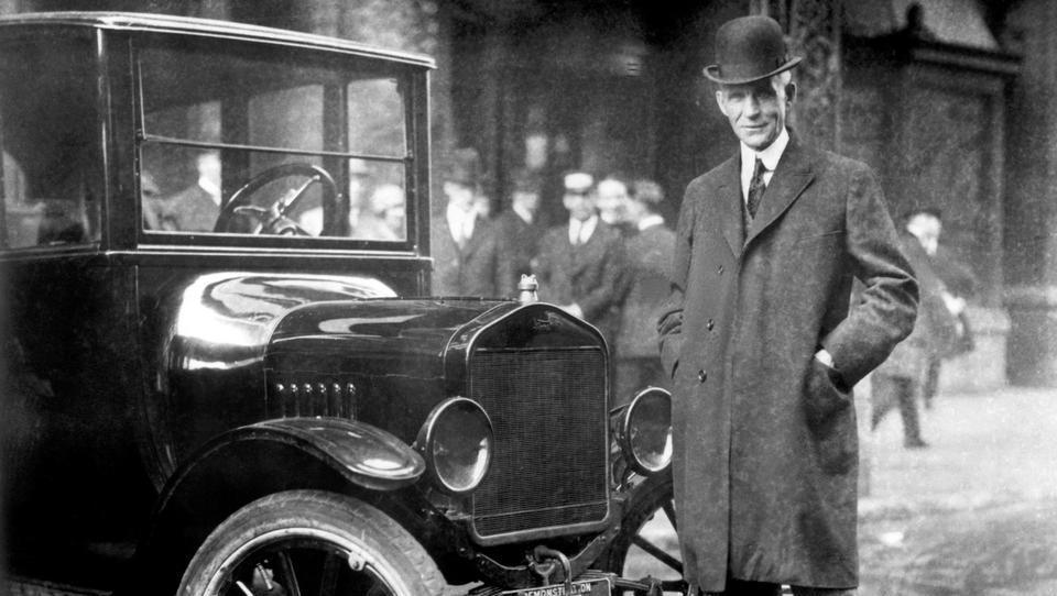 Fordov model T – zakaj so ga množice vzljubile in nato zapustile
