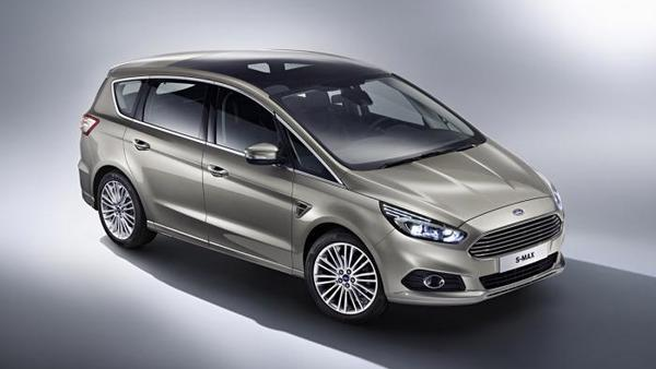 Fordov S-max bo všečen in udoben