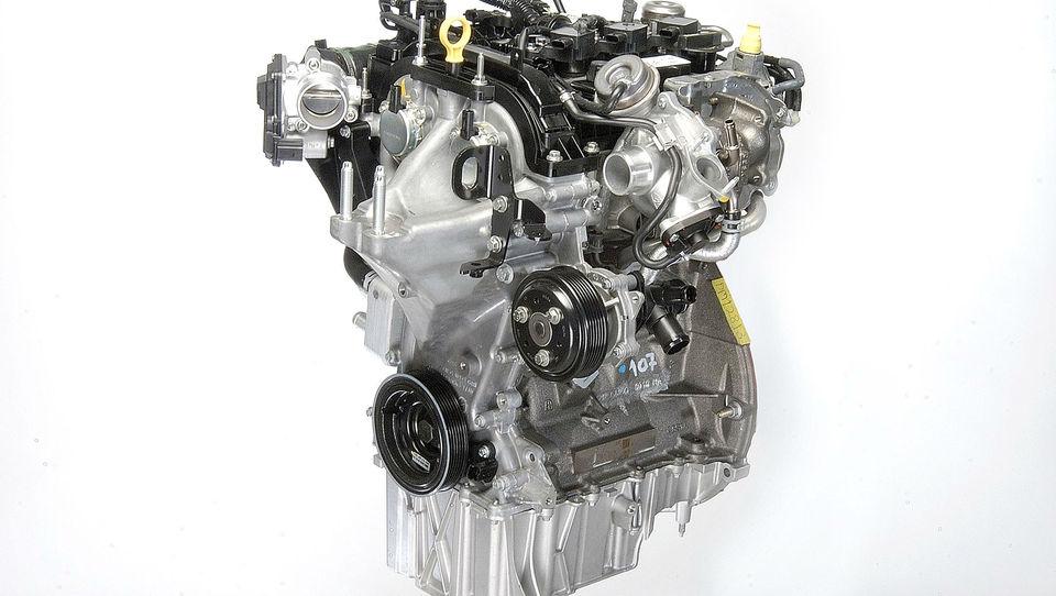 Fordov mali EcoBoost znova motor leta