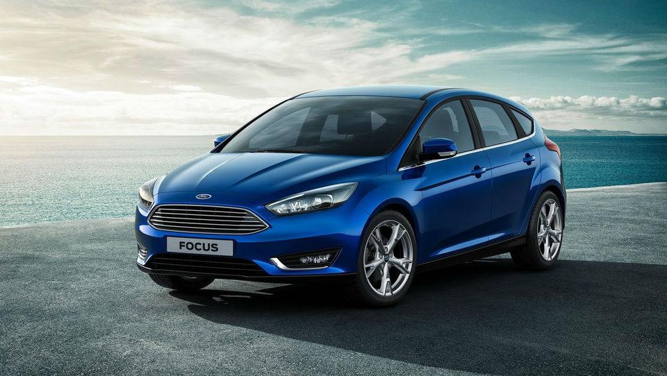 Ford focus v novi podobi