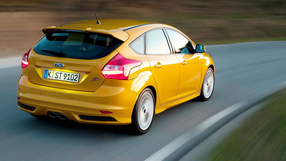 Ford bo vrgel rokavico golfu GTD