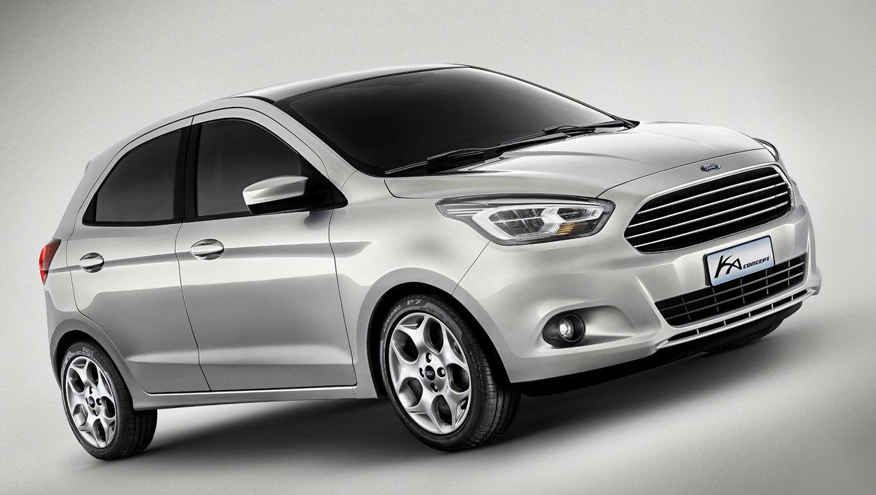 Mali Ford ka za razvijajoče trge