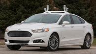 Tudi Fordi bodo vozili sami