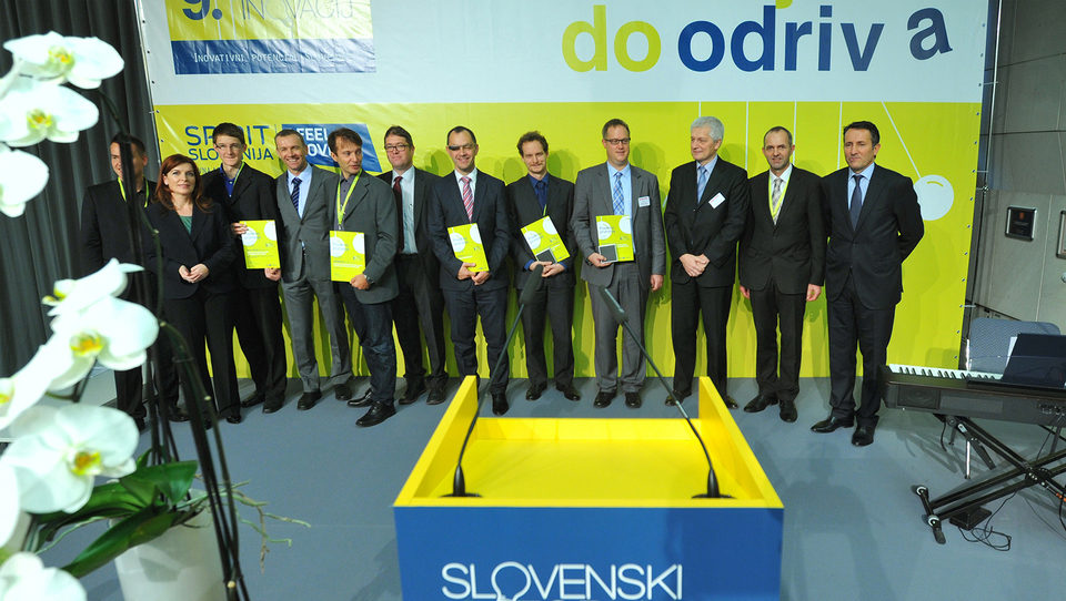 Katere so najboljše slovenske inovacije