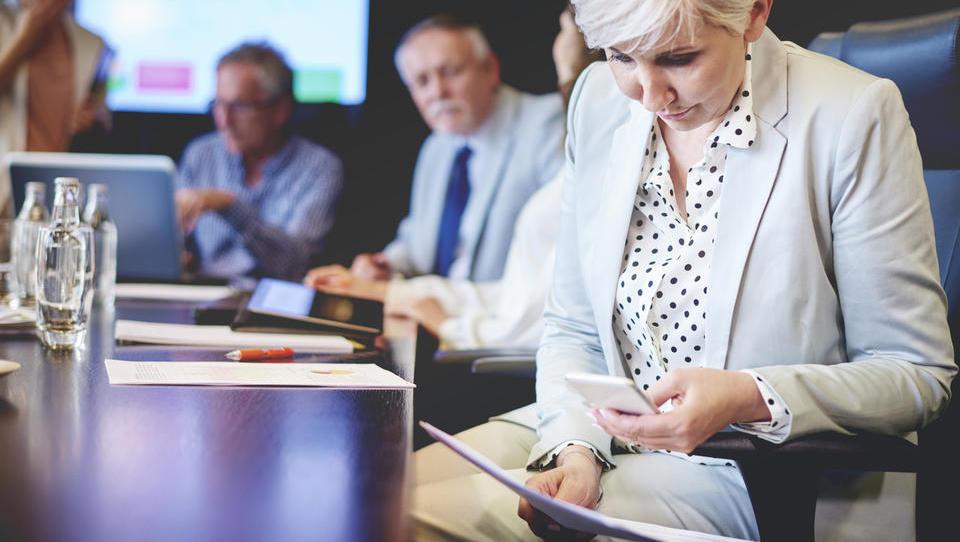 Najpodjetniška ideja: Pošiljanje faksa prek mobilnega telefona