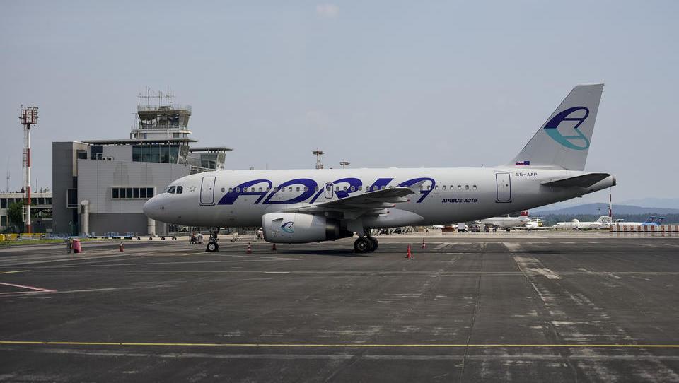 Adria Airways pripojila družbo STBE, spreminja se lastništvo