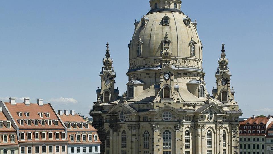 Frauenkirche – mojstrovina prvega nemškega arhitekta