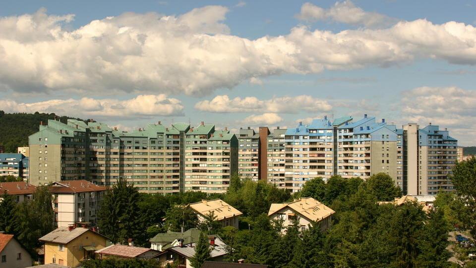 Cene nepremičnin: koliko trenutno stane stanovanje na ljubljanskih Fužinah?