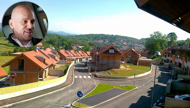 Ali lahko Jankovićeva Electa reši vaše stanovanjsko vprašanje? Na dražbo 35 hiš na Vrhniki