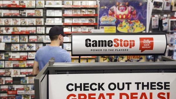 Rast Gamestopa se nadaljuje tudi danes. Delnica ob odprtju borze poskočila za 85 odstotkov