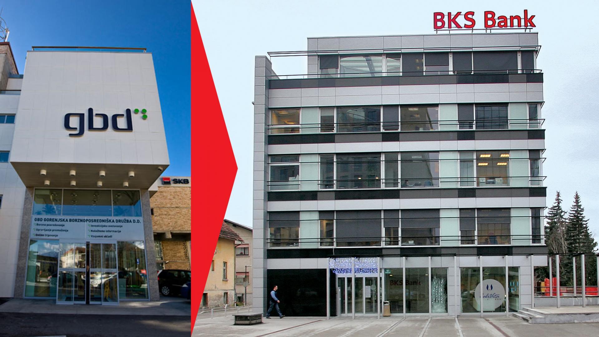 BKS Bank postaja drugi največji borzni posrednik v Sloveniji