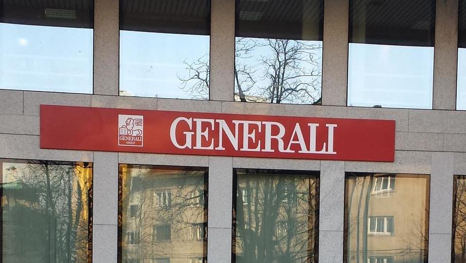 Generali: slovo s 13 trgov, višje dividende in več dobička
