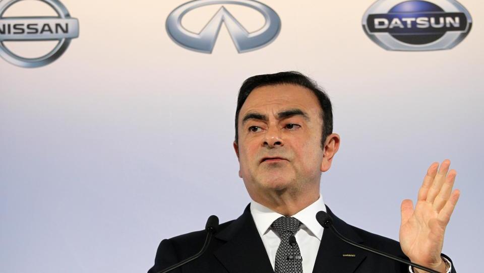 Carlos Ghosn znova predsednik združenja avtomobilskih proizvajalcev
