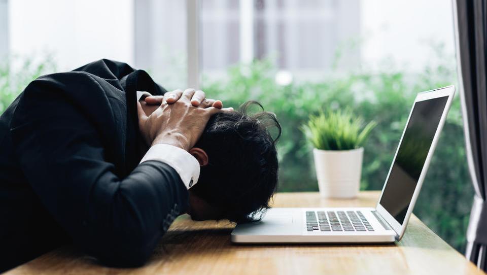 To so najpogostejši glavoboli informatikov