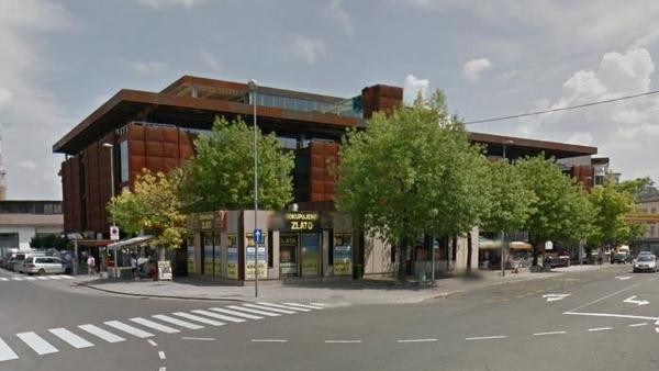 Globus trgovina: poslovni prostori v središču Kranja