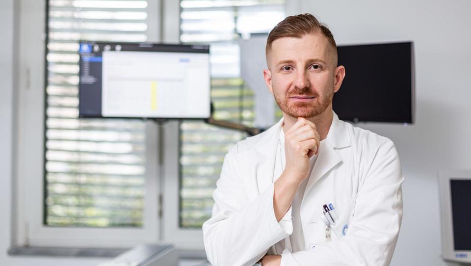 Vrhunski »poligon« za izvajanje endoskopskih posegov na Kliniki Golnik