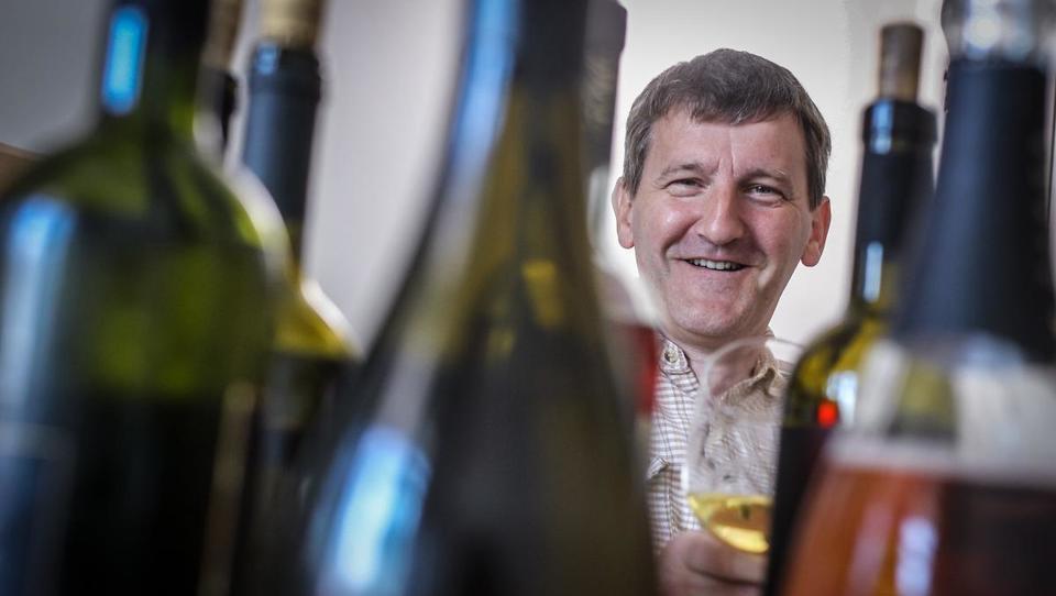(intervju) Slovenska vina višjega cenovnega razreda so vredna svojega denarja