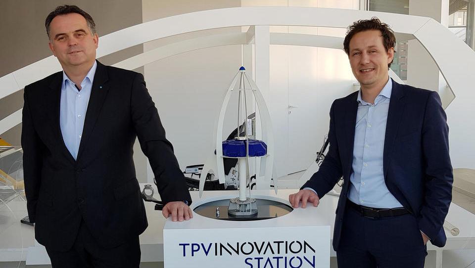 M. Gorjup, direktor TPV: Meja je nebo – take ideje iščemo s TPV Innovation Station