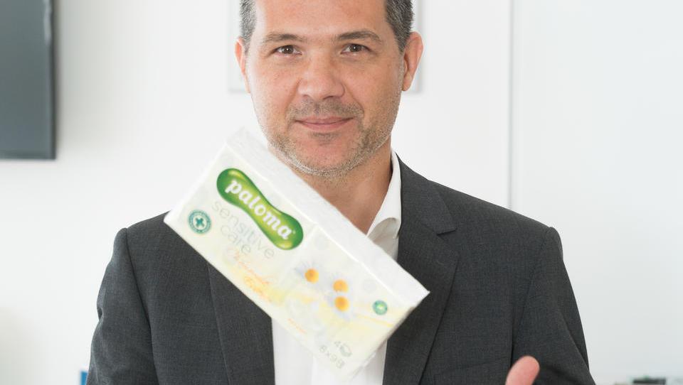 Paloma wird in Österreich immer bekannter
