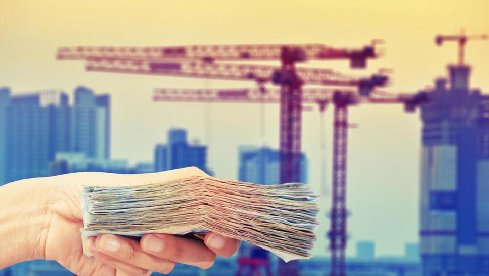 Investicije v gradbeništvo se povečujejo, a še vedno niso na predkrizni ravni