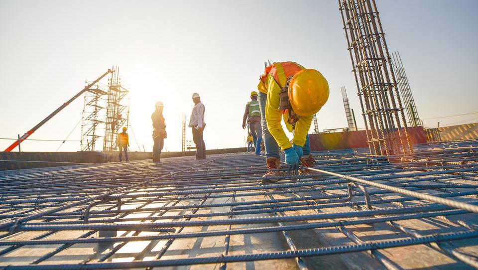Gradbeni stroški nižji tudi v drugem četrtletju