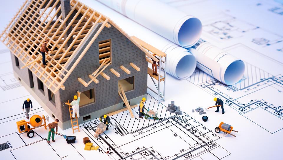 Pregledali smo, kako dolgo izvajalci gradijo stanovanjske hiše