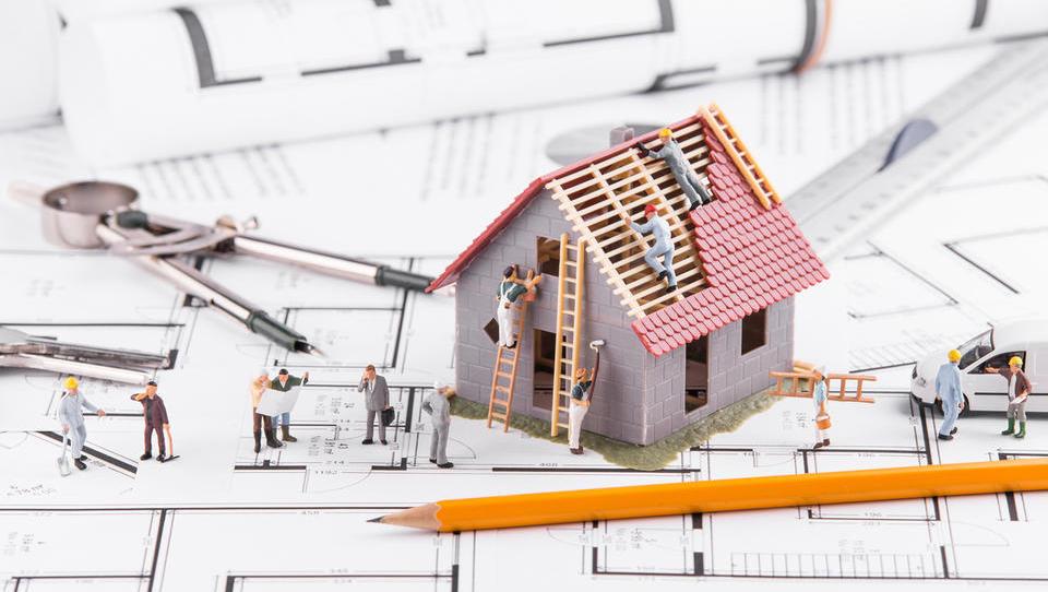 Gradili bomo manj stavb, vendar bodo te večje