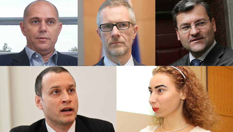 Od Jožeta Damijana in Boštjana Vasleta do Tomaža Toplaka: to so novi kandidati za položaj guvernerja BS