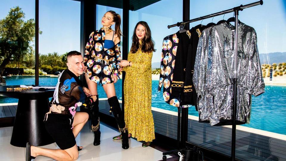 H & M napoveduje manj novih trgovin, delnica zrasla za 10 odstotkov