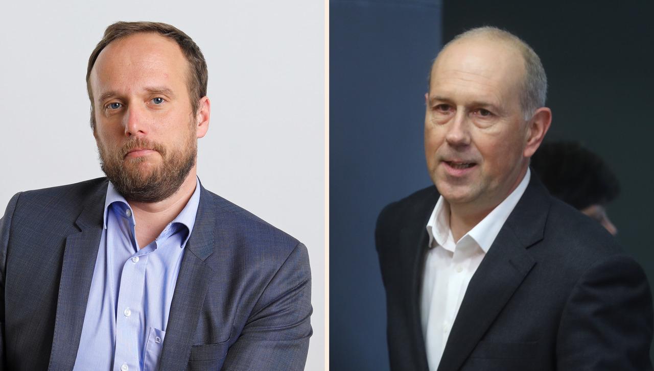 Hakl in Petan nameravata združiti Dnevnik in Večer. Nastajajo DV mediji