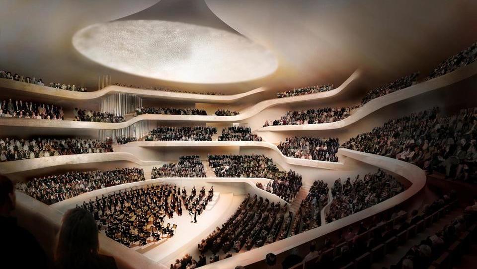 Kako je Hamburg dobil eno najboljših koncertnih dvoran na svetu