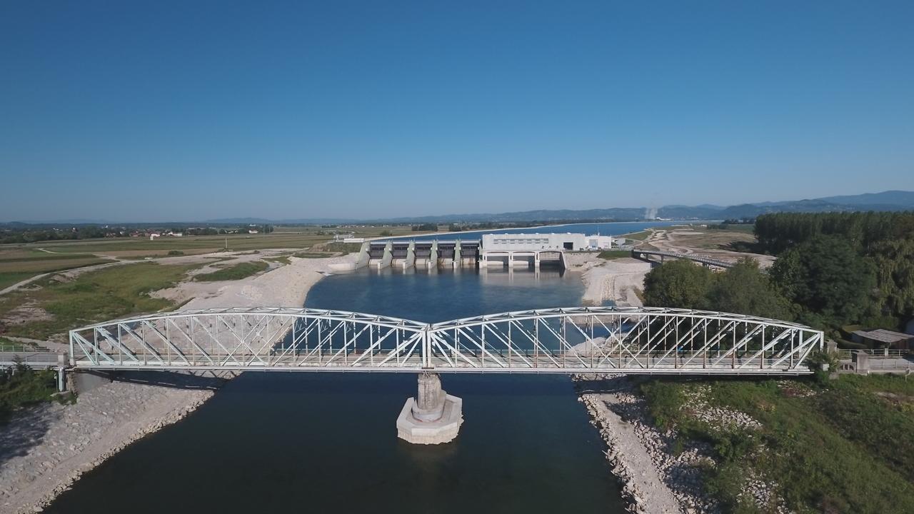 Hidroelektrarne v decembru: rast proizvodnje za četrtino