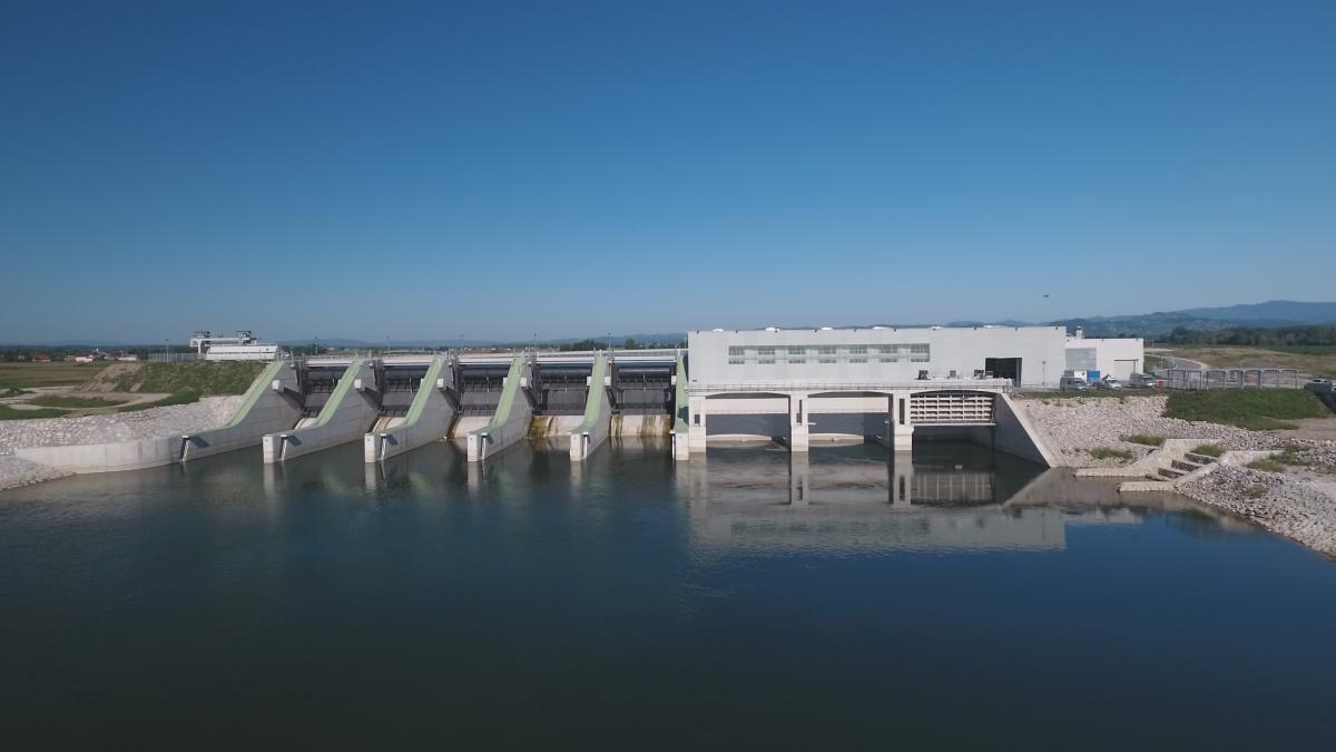 Trajnostni vidik betona, s katerim omilimo posledice ekstremnih naravnih pojavov