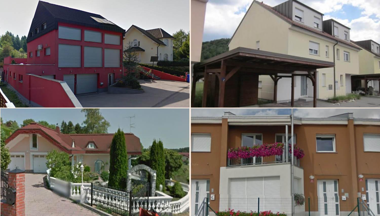 To je 15 najboljših hiš, ki bodo na junijskih dražbah