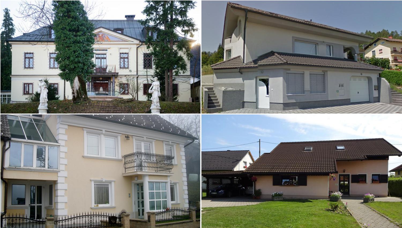 To so najboljše hiše, ki bodo marca na dražbah