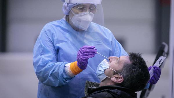 Majbert Pharm izbran za 700 tisoč hitrih testov še na združenju zdravstvenih zavodov
