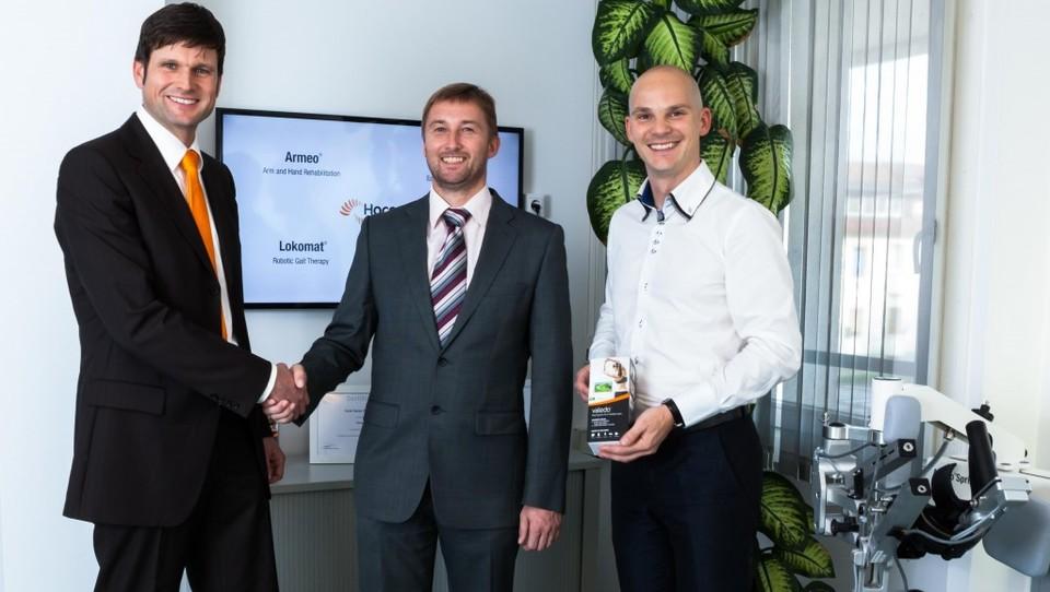 Xlab v dolgoročno partnerstvo s švicarsko Hocomo