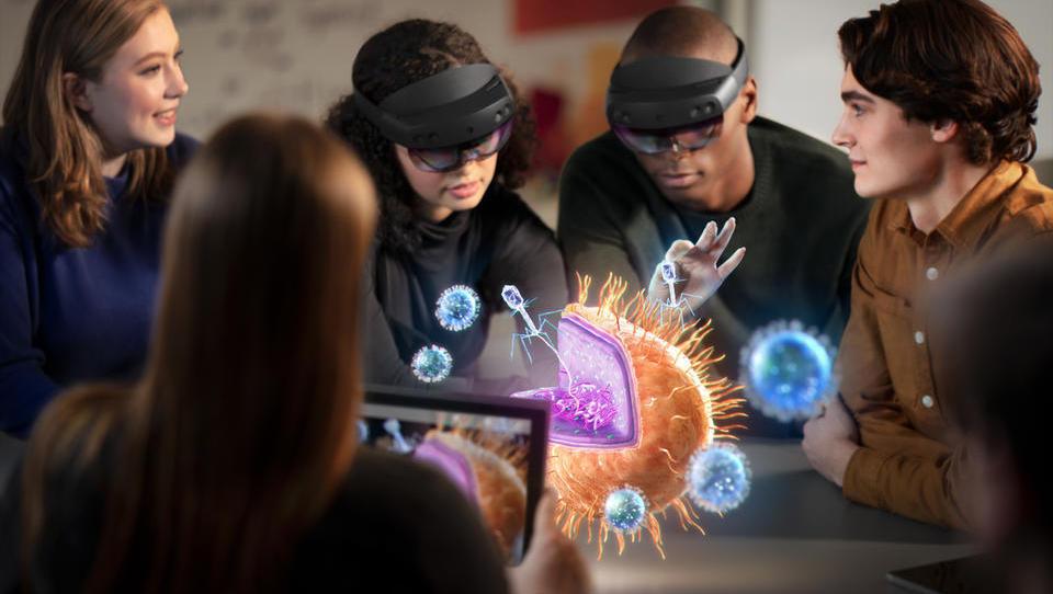Naprave virtualne resničnosti vse prej kot samo za igričarje