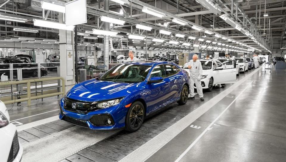 Japoncem je prekipelo, Honda bo zaprla svoji edini evropski tovarni