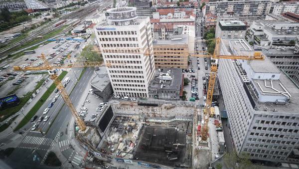 Kje v Ljubljani bodo na voljo nove hotelske sobe