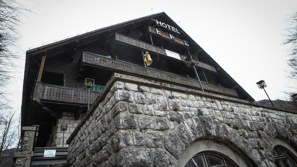Nova cerkvena naložba: hotel Bellevue so kupili za 720 tisoč evrov
