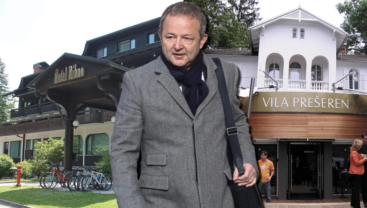 Bajrović prodal svoje blejske bisere. Kdo so novi hotelirji?